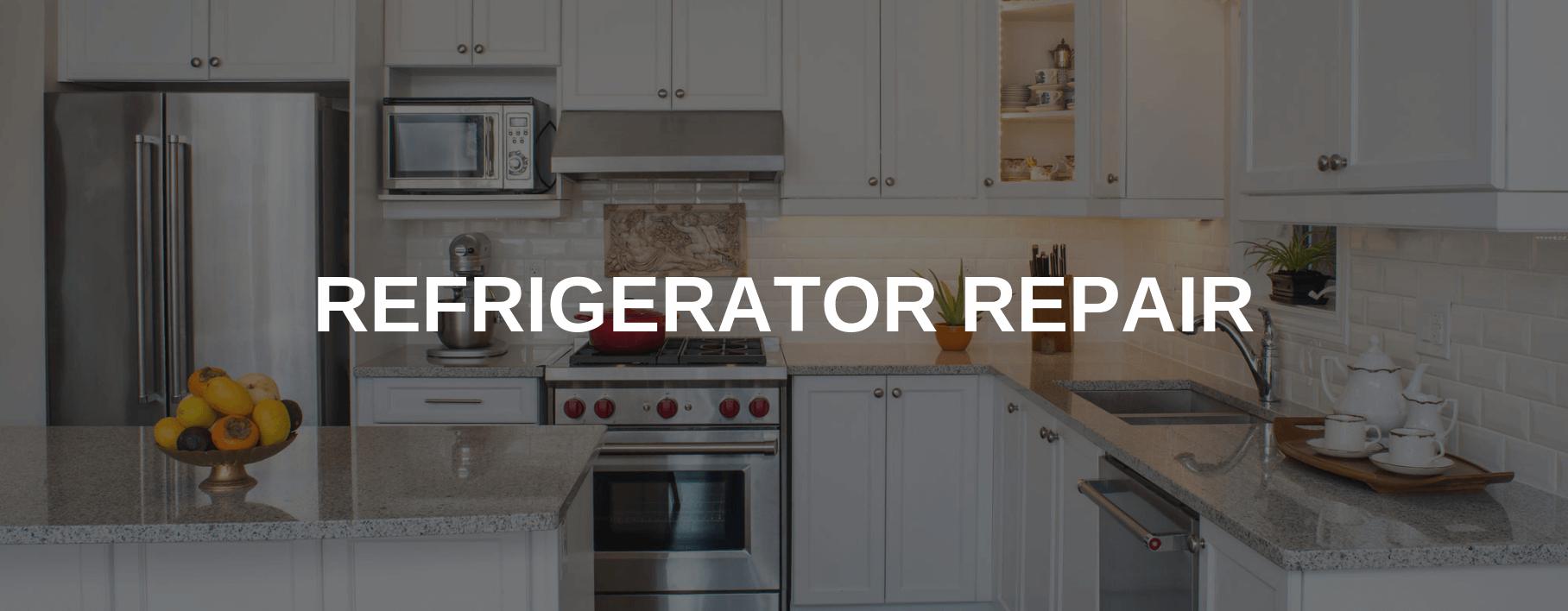 refrigerator repair moore